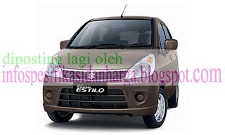 Harga Suzuki Karimun Estilo Mobil Terbaru 2012