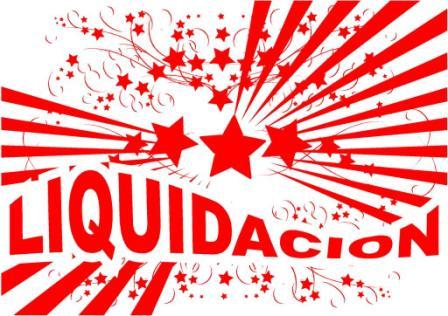 Chuches liquidacion en tienda de material for Liquidacion muebles online