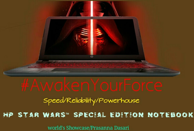 Awakening The Creativity In Me With HP Star Wars™ Special Edition Notebook