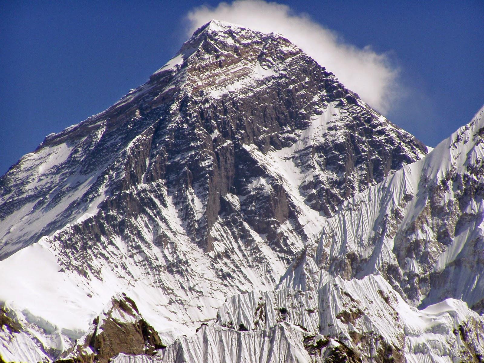 أعلى جبل بالعالم إفرست