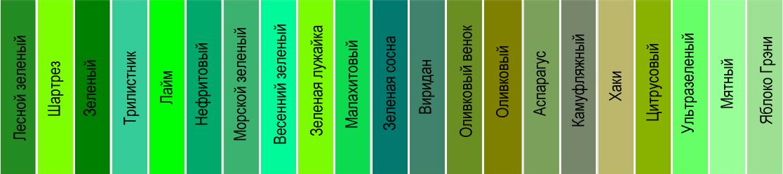 Картинки природы желто зеленые тона