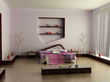 New Modern Bedroom Furniture Inspiration in Home Design