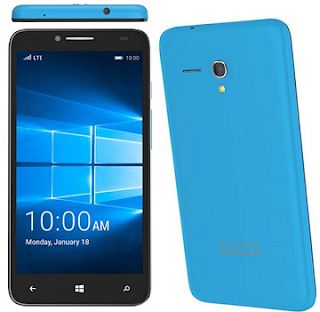 Alcatel Fierce XL Windows terbaru