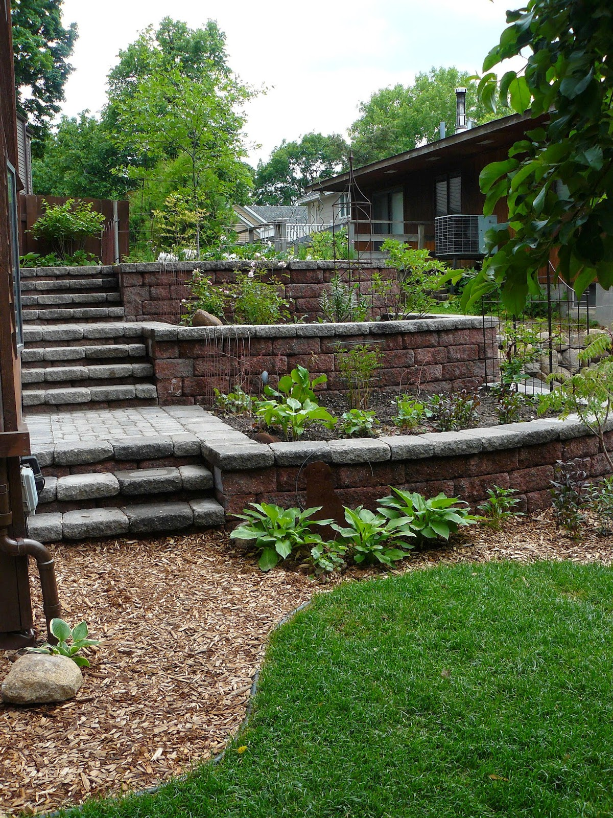 How to find help with a home landscape yard and garden for Outdoor landscape plans
