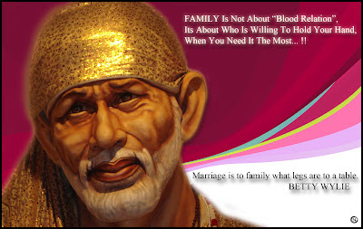 Sai Ram - Our Father, Mother, Guru And Everything - Anonymous Sai Devotee