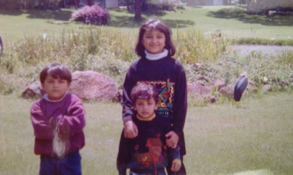 Parineeti Chopra's Child hood
