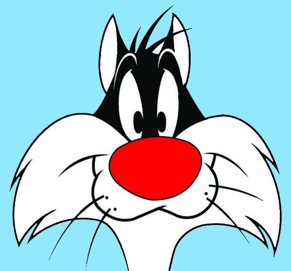 Looney Tunes Characters Sylvester