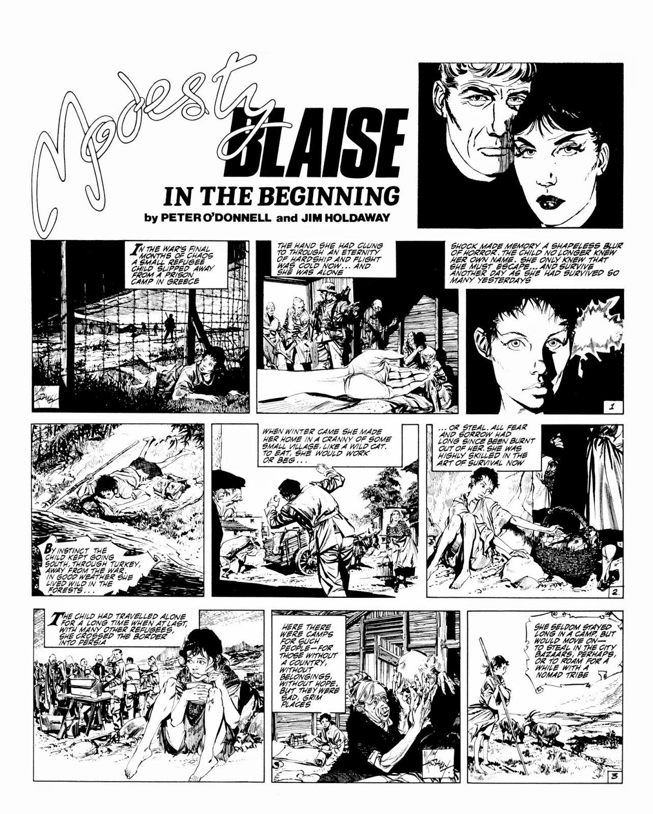 The Bronze Age Of Blogs Modesty Blaise Hi Hansithe Codes Do Point To An Electrical Problem With Transfer And Heres One My Favourites Early Adventures Mind Mrs Drake Co Creators Peter Odonnell Jim Holdaway Had Almost Symbiotic