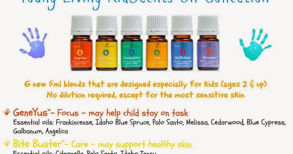 Essential Oils: Kid Sc...