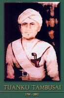 gambar-foto pahlawan nasional indonesia, Tuanku Tambusai