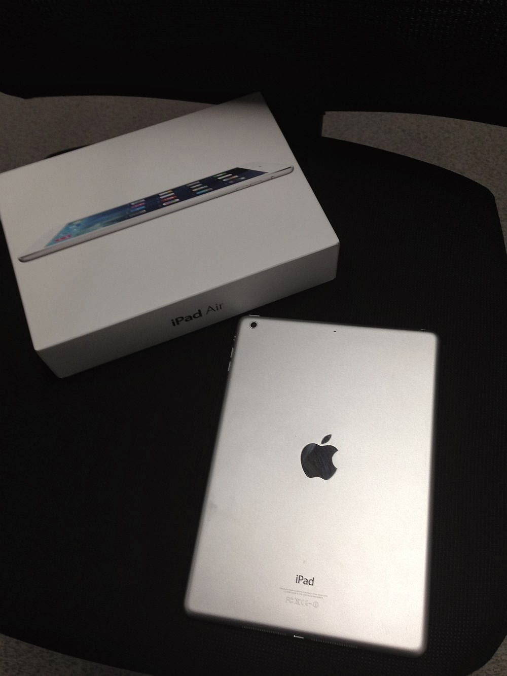 ipad air out of the box hands on