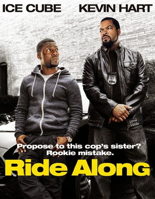 RIDE ALONG starring Ice Cube, Kevin Hart