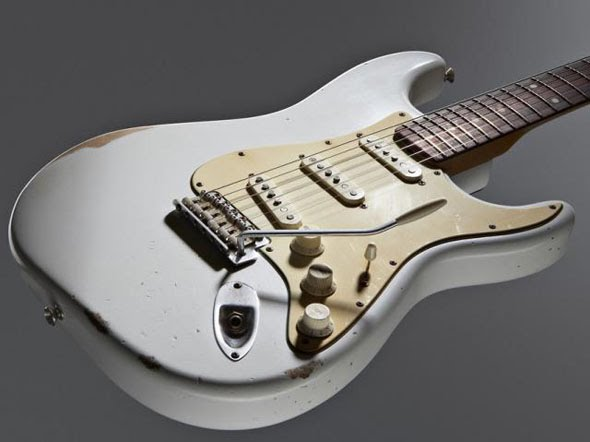 Fender Stratocaster Road Worn