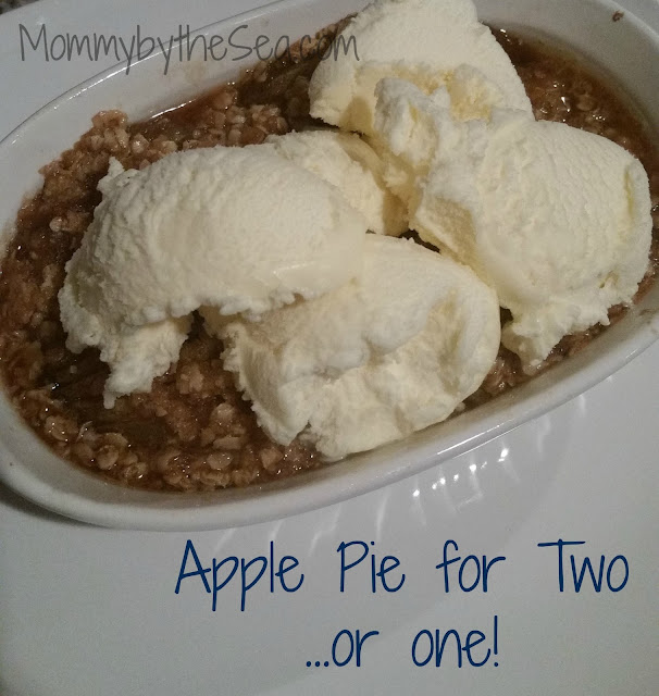 Apple Pie for One or Two recipe