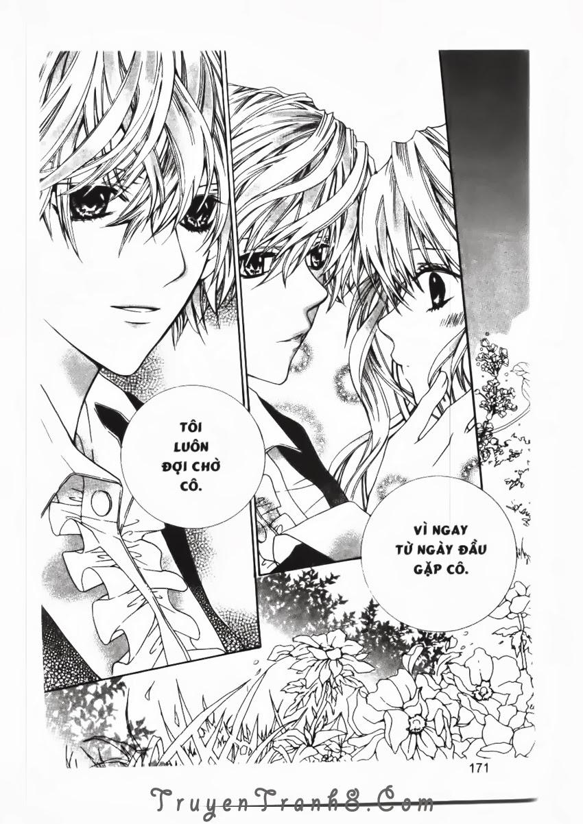 A Kiss For My Prince - Nụ Hôn Hoàng Tử Chapter 27 - Trang 35