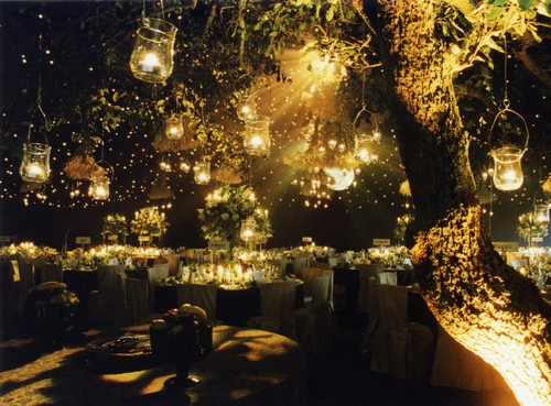 Outdoor Dining Parties Part I