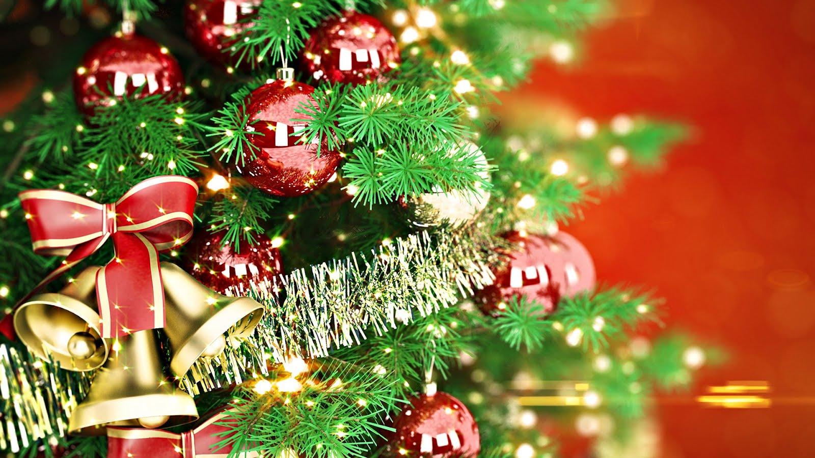 christmas tree desktop wallpaper 1280x1024 - photo #30