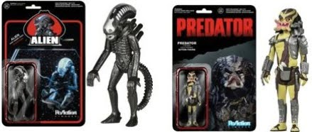 Alien & Predator Action Figures