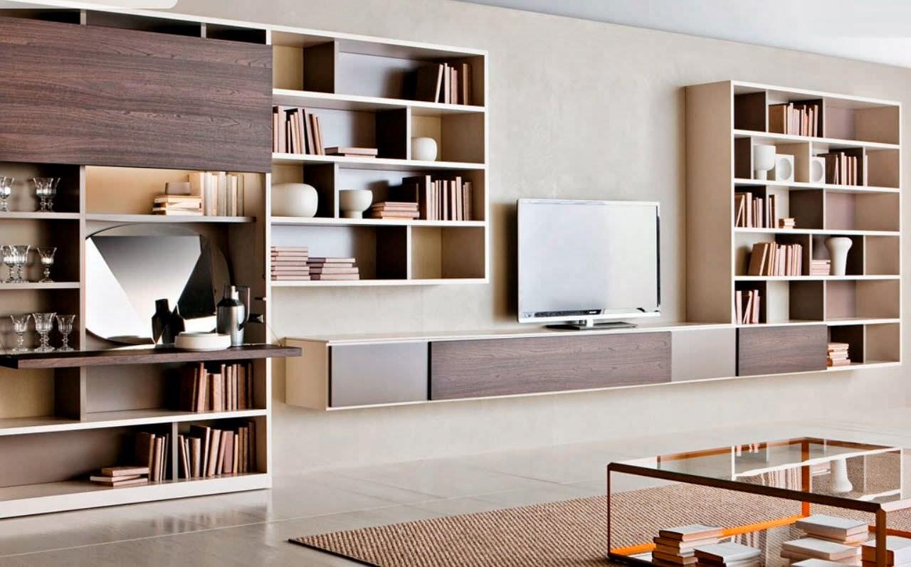 Amedeo liberatoscioli consigli utili pareti attrezzate - Pareti porta tv moderne ...
