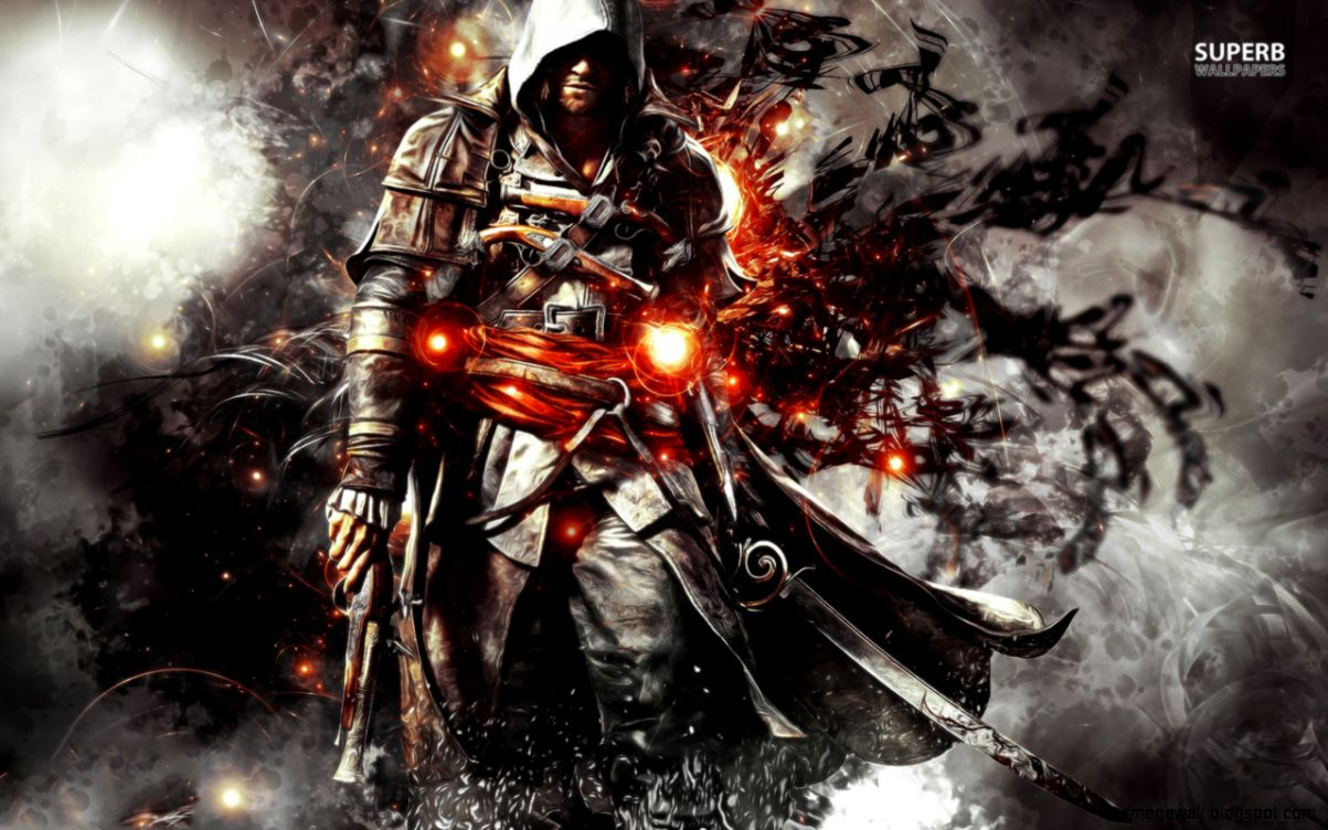Assassins Creed Black Flag Aveline Wide Wallpaper Mega