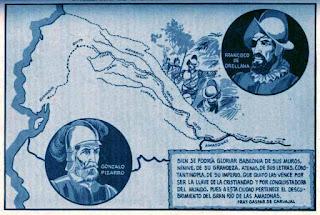 Francisco de Orellana - Dia del Oriente Ecuatoriano
