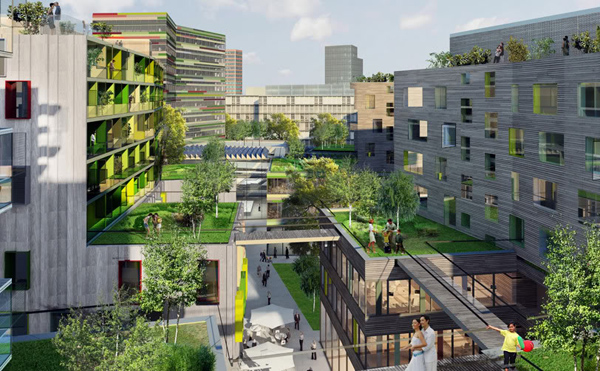 Proses Penanganan Pekerjaan dalam Penyusunan Master Plan Kota Hijau