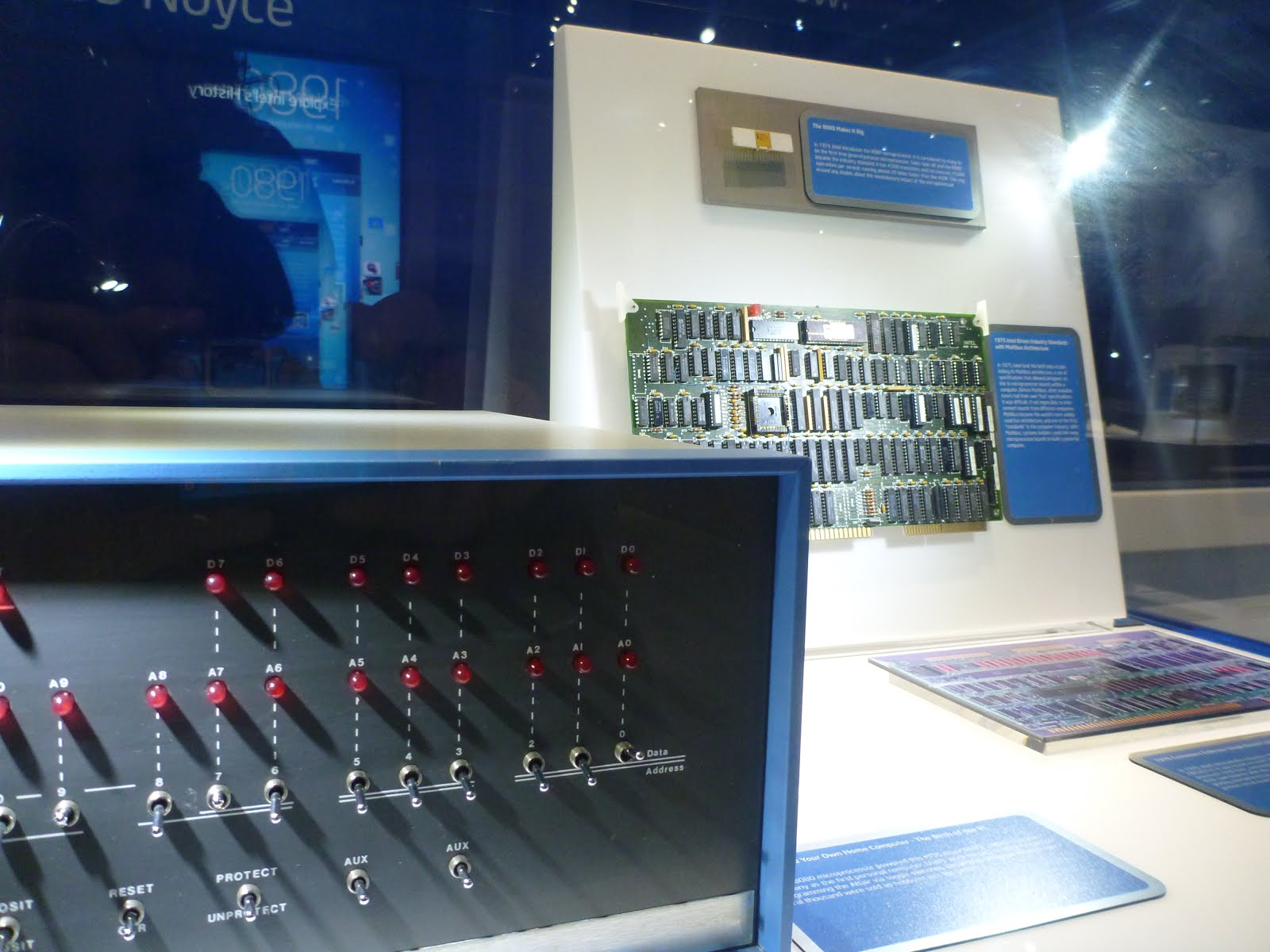 Intel Museum Tour: 38 years of x86 history and more