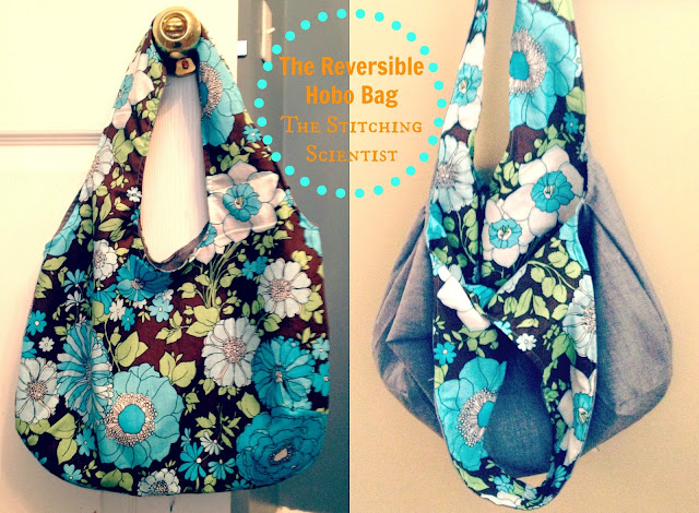 Free Hobo Purse Pattern : ... me:-). I enjoyed making this bag. Now off to the mall to show it off