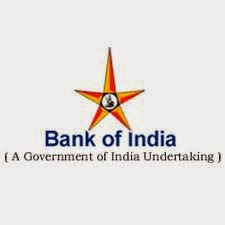 Bank Of India Medical Consultant/Doctor Recruitment – Dec 2013 bankofindia.co.in
