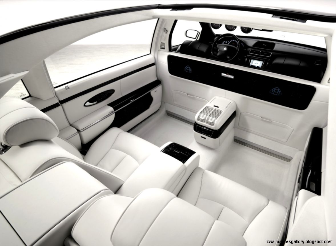 2014 Maybach Car Interior