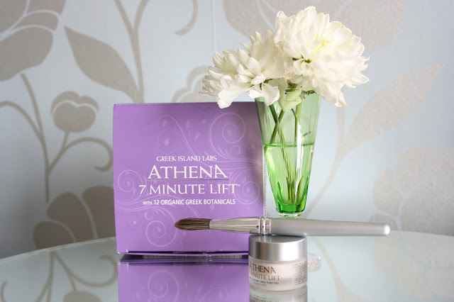 Produkttest Athena 7 Minute Lift