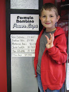 Jacob got on the Formula Bambino Powerlap board again following the June .