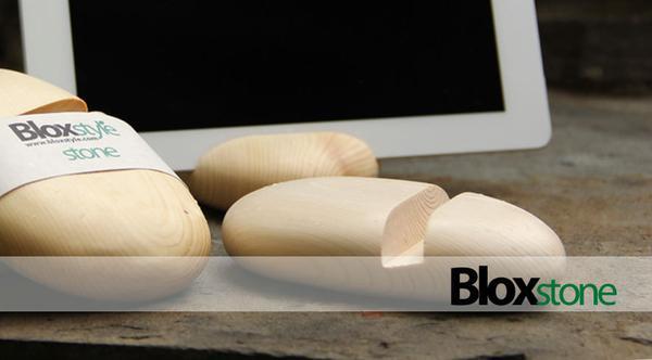 The Handmade Stone iPad Stand