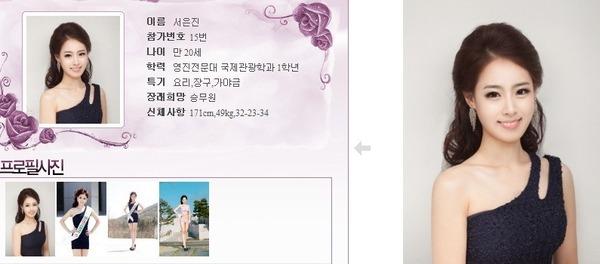 นางงามเกาหลี 2013 ศัลยกรรม หน้าเหมือนเป๊ะ - 0ๅ