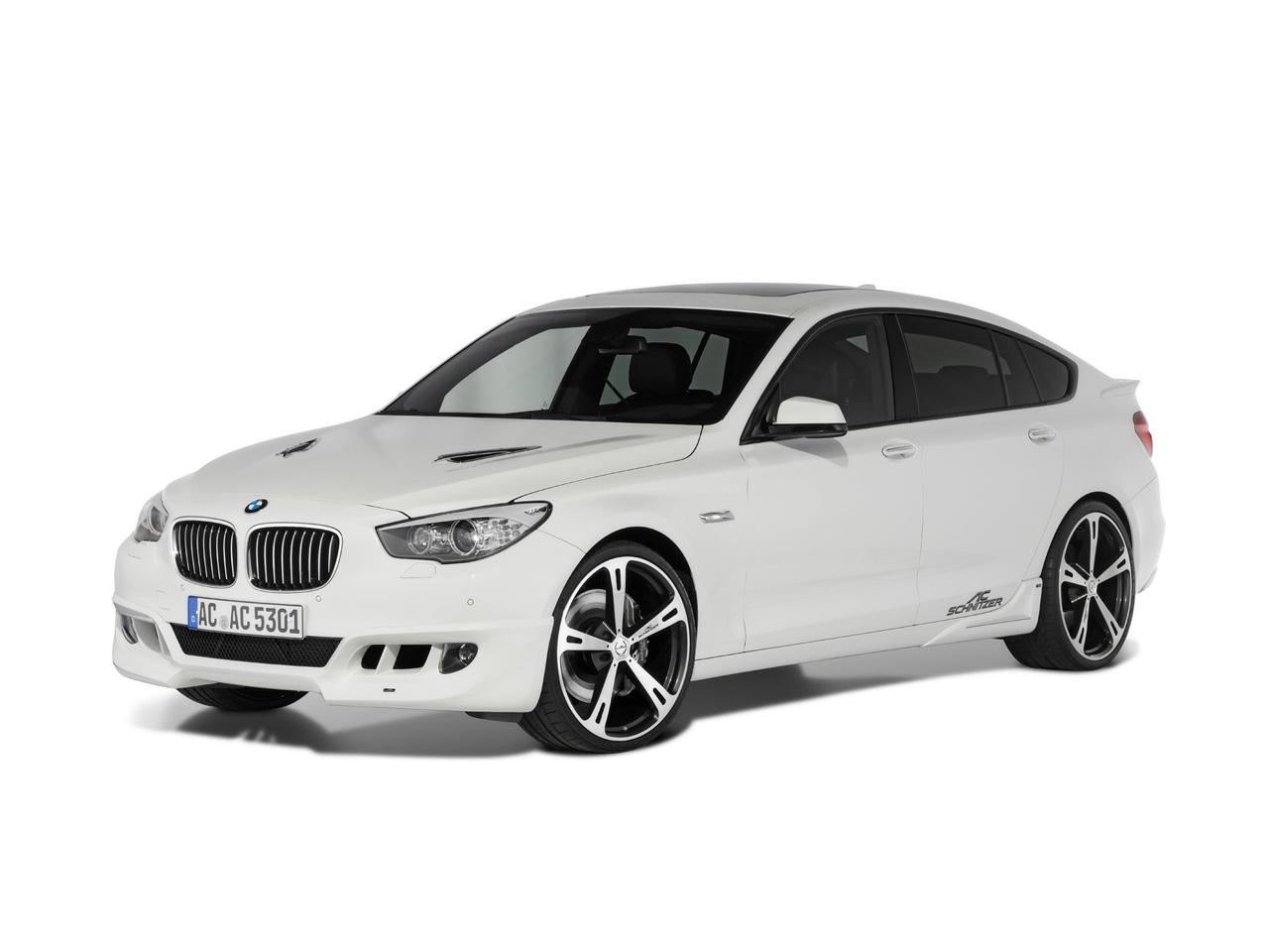 2010 <b>AC</b> Schnitzer 5 Series <b>GT</b> BMW F07 <b>Wallpapers</b> | Auto Cars Concept