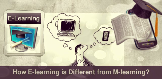 Elearning & Mlearning Difference