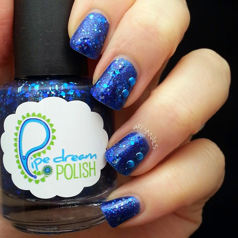 Let\'s Begin Nails: March Indie-Go Box Swatch and Review