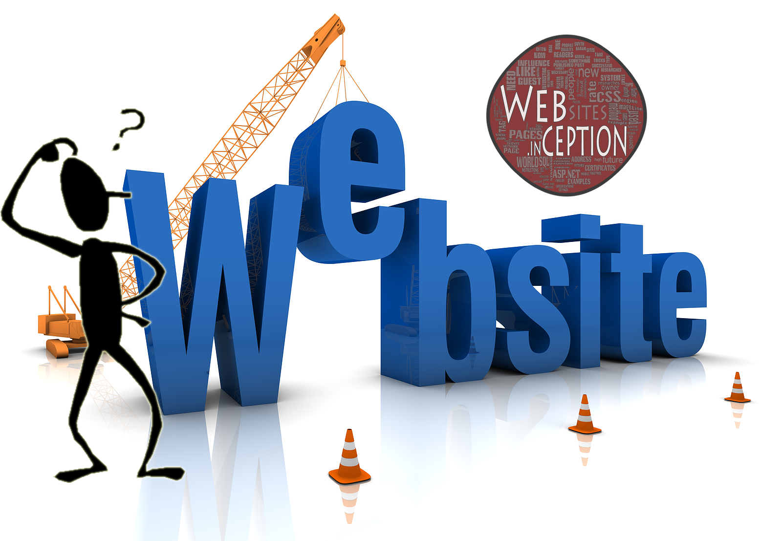 FAQ: what kind of website you need? webception.in