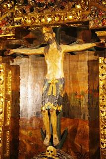 nonasterio de Corias, Cristo de Corias