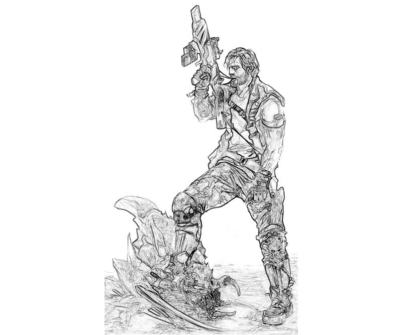 Starcraft ii heart of the swarm jim raynor abilities surfing for Starcraft coloring pages