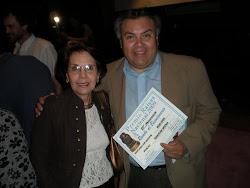 Con Beatriz Dia Quiroga