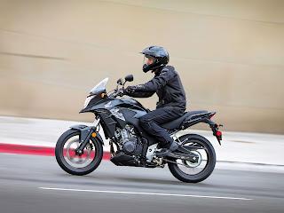 Gambar Motor 2013 Honda CB500X