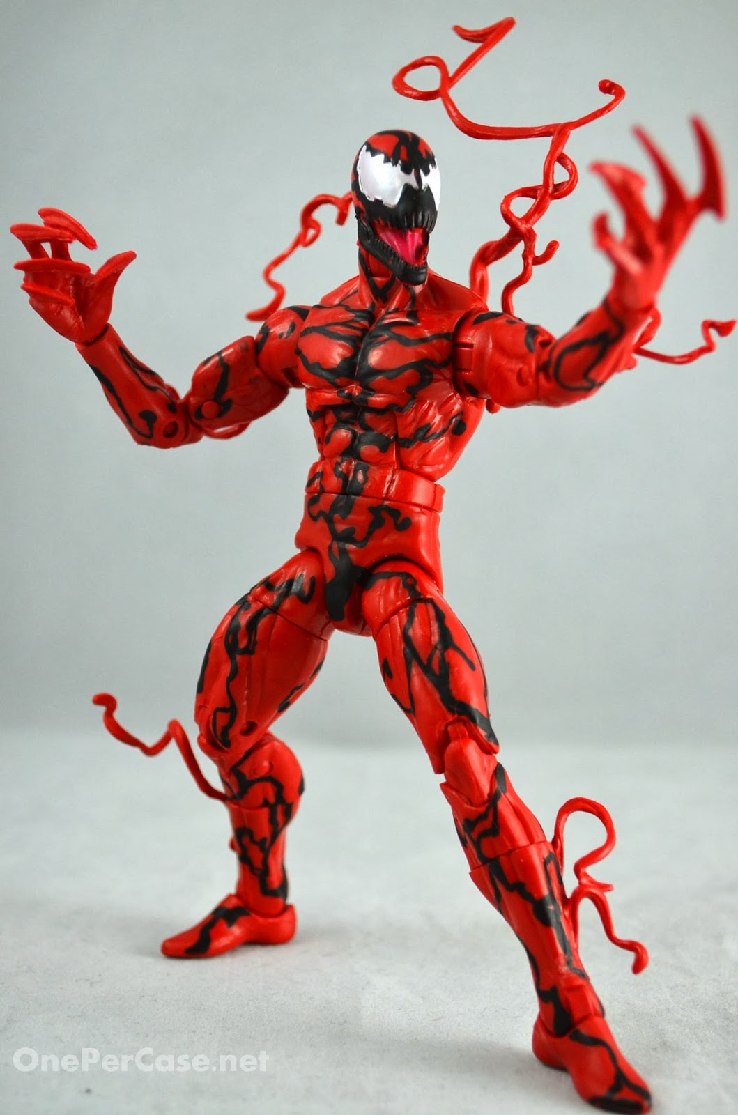 Ultimate spiderman carnage figure - photo#8