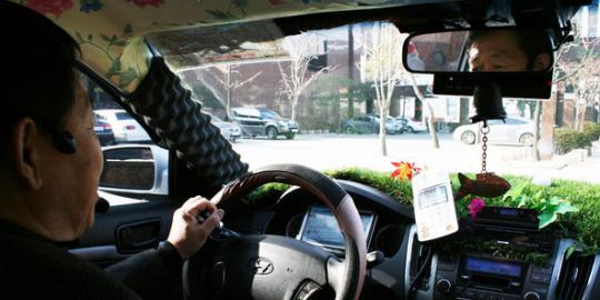 Taksi Paling Nyaman Sedunia