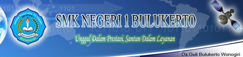 SMK NEGERI 1 BULUKERTO