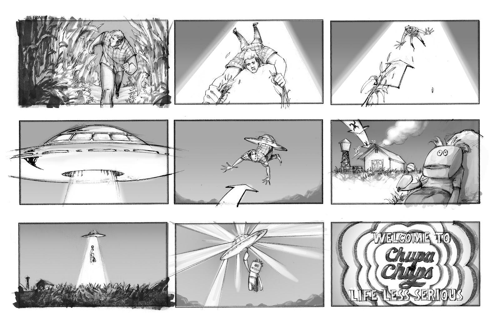 LEES PENCIL Storyboard Sample 07 – Storyboard Sample