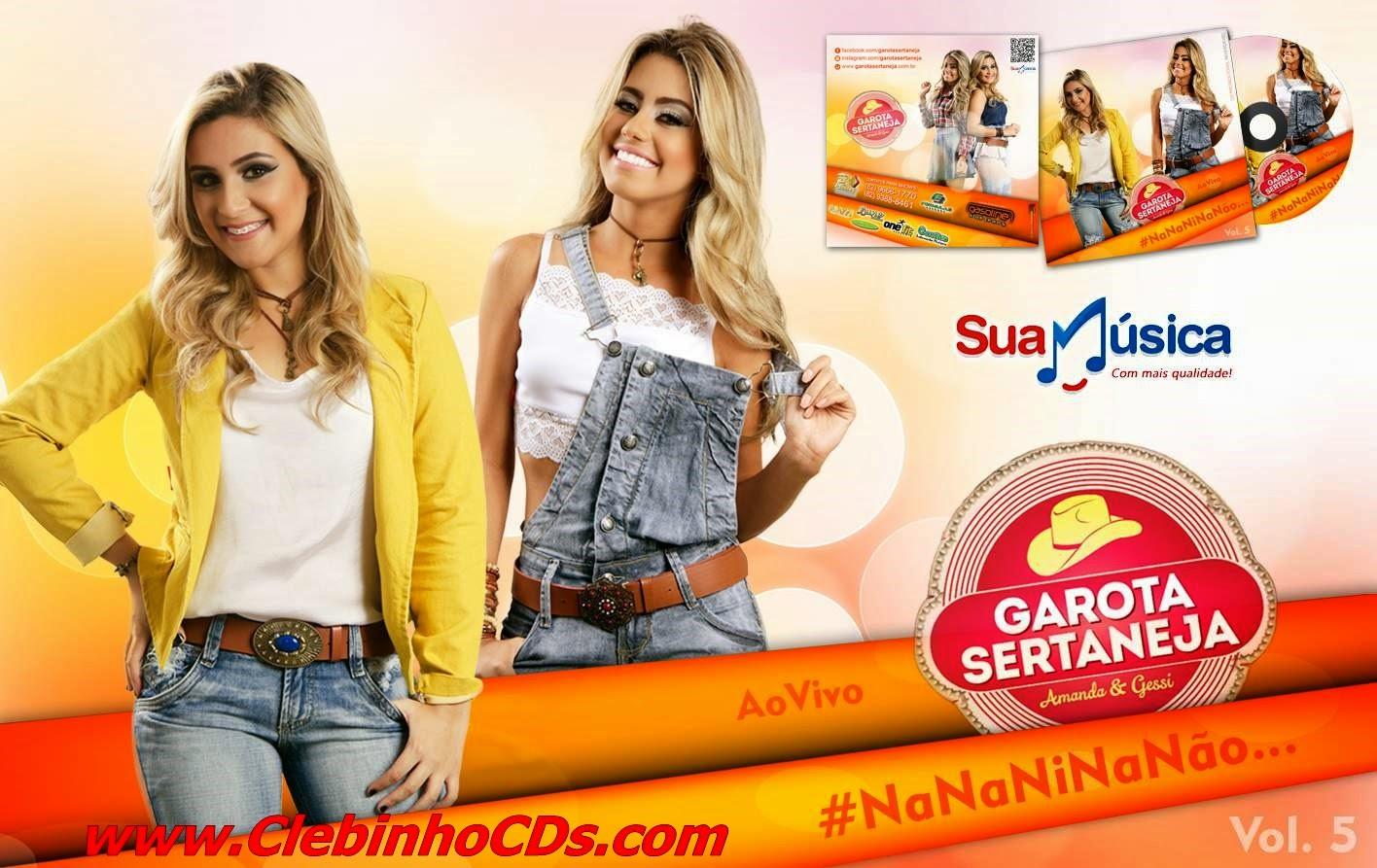 Garota Sertaneja - Ao Vivo - Promocional Oficial 2015