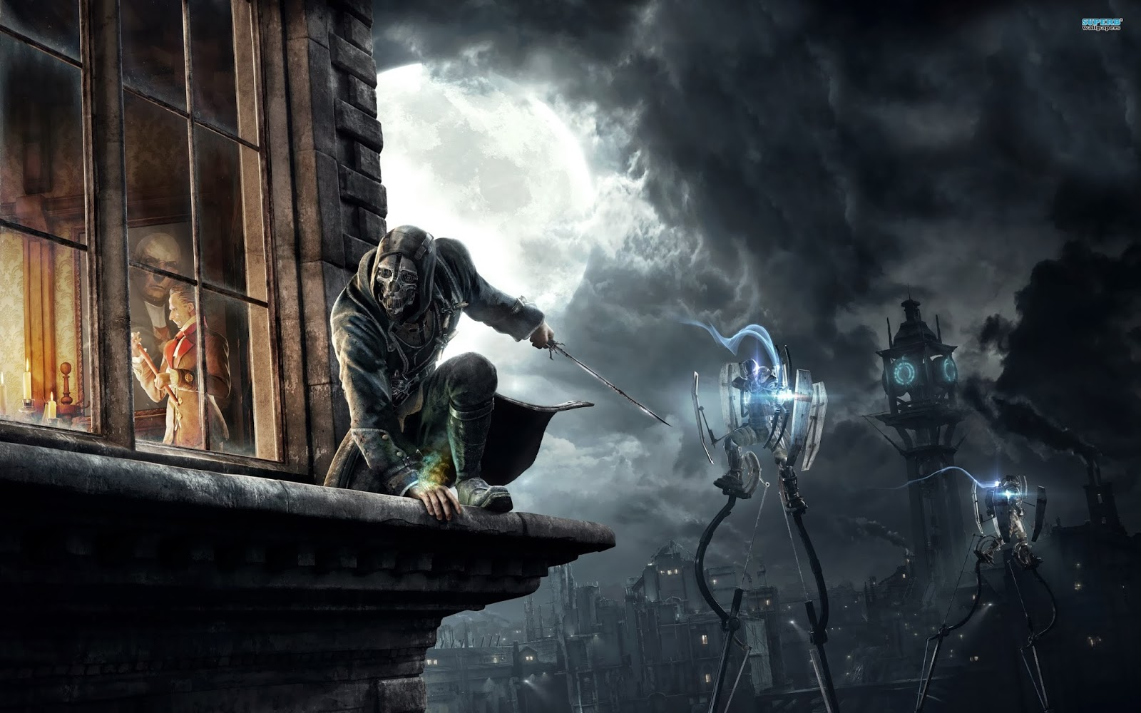 AuthorQuest: Late to the Game: Dishonored