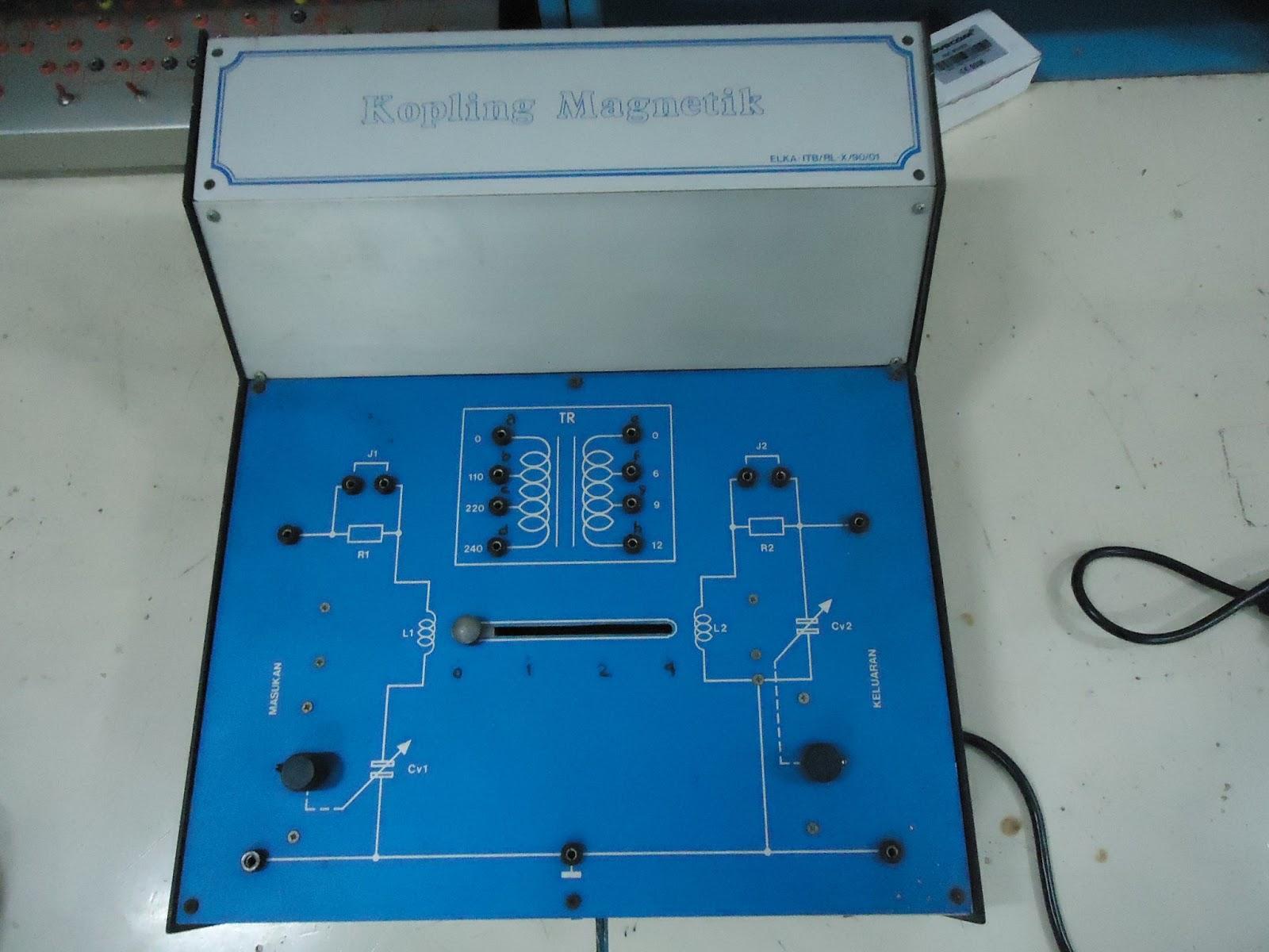 Laboratorium Teknik Elektro Trainer Dan Peralatan