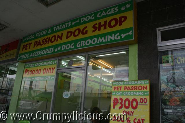 pet passion dog shop